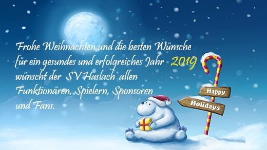 sportverein haslach weihnachts und neujahrswuensche 2018 19